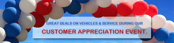 Clinton Family Ford has a championship lineup of savings and service.